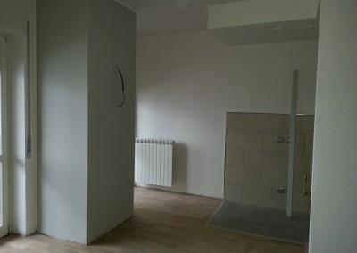 ristrutturazione sala cucina