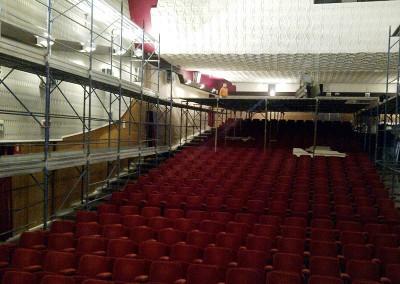 teatro inizio lavori